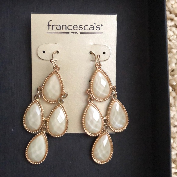 Francesca's Collections Jewelry - Drop earrings